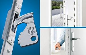 Заключващи системи за врати и прозорци от Winkhaus